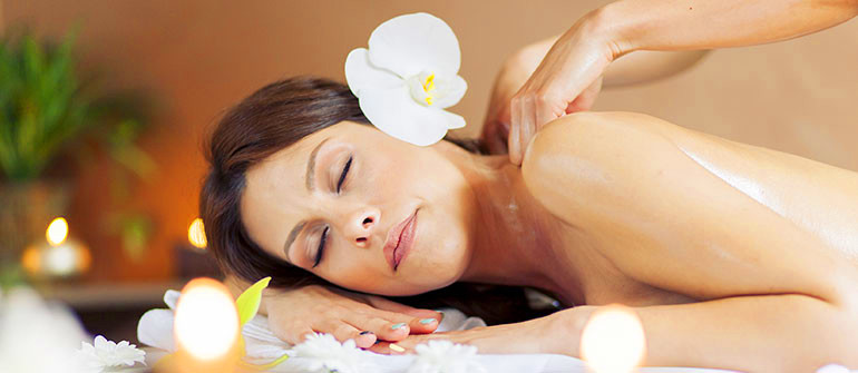 Relax with a Deep Tissue Massage
