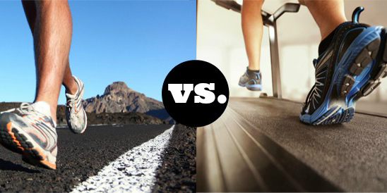 Treadmill Vs Outdoor Running? – What your legs really need