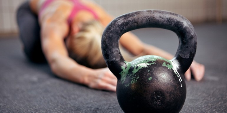 Kettlebell Plan: A Beginner's Guide to Kettlebell Workouts